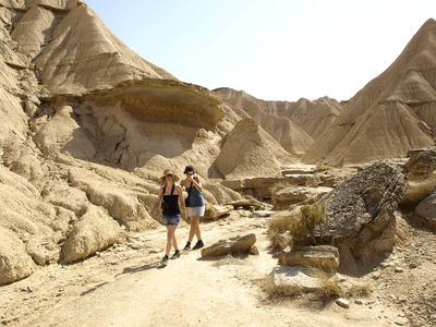 Photo for Rural vacations: Park attractions Senda and Bardenas Nature Park