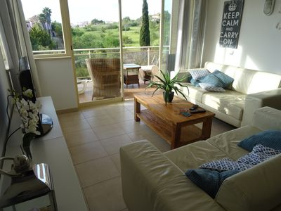 Photo for Nice and spacious apartment, near the center, the marina and the beaches.