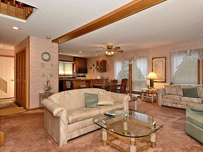 Photo for Unit 99: Elegant 3 bedroom condo located just minutes from prime skiing in WV