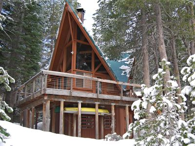 Photo for 2BR House Vacation Rental in Soda Springs, California