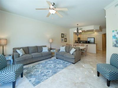 Photo for Nice First floor Condo! Sleeps 8, Gated Community, Beautiful!