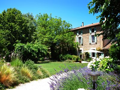 Photo for Traditional Provencal farmhouse ,Bed an Breakfast with charming rooms
