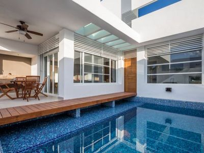 Photo for Brand New, Modern Design, Pool, Roof Deck
