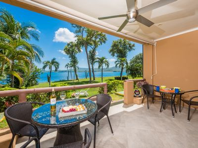 Photo for Condo with Beach Outside The Door! Pool, Marina, Playa Flamingo