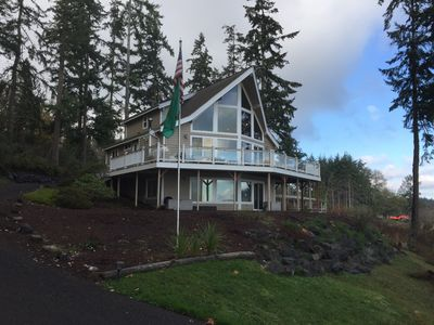 Photo for Olympic Peninsula Private Beachfront Home