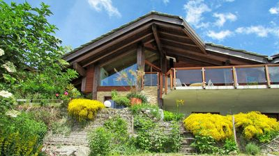 Photo for Vacation home Chalet Aosta  in Veysonnaz, Les 4 Vallées ( Valais) - 8 persons, 3 bedrooms