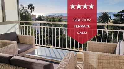 Photo for CANNES ☀️ 7 minutes from the beaches – Cosy and convenient ☀️ With terrace