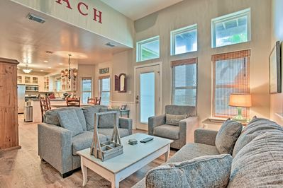 Relax in the well-appointed interior, with all of the amenities of home!