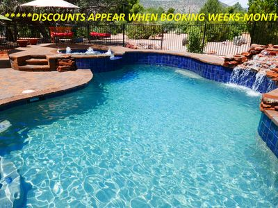 "Photo for WEEKLY DISCOUNTS Pool Splendor, Views ""Coronado-II"" Walk To Country Club House"