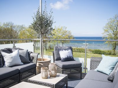 Photo for Accommodation in Visby with a beautiful sea view