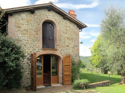 Photo for Vacation home Landhaus Belvedere (GAI150) in Gaiole in Chianti - 9 persons, 4 bedrooms