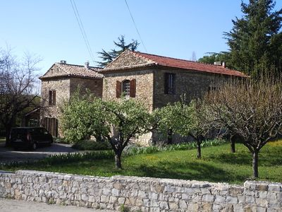 Photo for A Stone Farmhouse With a Courtyard And a Vineyard In a First-Century Roman Town
