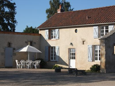 Photo for Country Cottage / Gite - Chareil-cintrat
