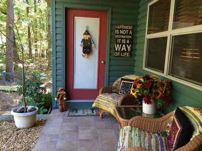 Photo for Writer's Den Retreat...  comfortable, affordable accomodations for one guest.