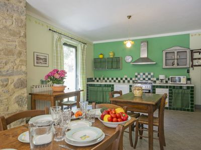 Photo for Vacation home Vecchio Mulino di Vinci in Vinci - 14 persons, 6 bedrooms