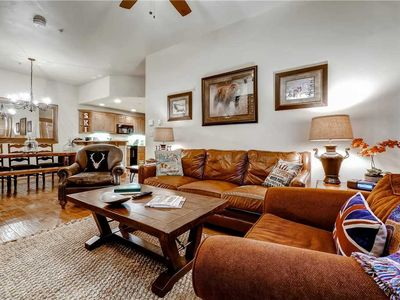 Photo for Charming Condo w/Onsite Pool, Fitness Center, Winter Shuttles & More!