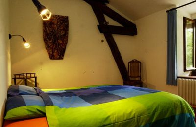 Photo for blue room, Tuscany of Auvergne