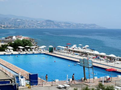 Photo for One bedroom Apartment, sleeps 4 in Ospedaletti