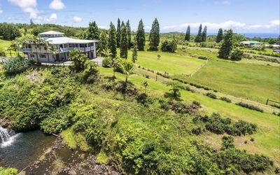 Photo for Unspoiled, Undiscovered, Unforgettable Waterfall Farm Overlooking Hilo Bay