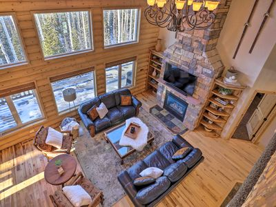 Photo for NEW! Spacious Mtn. Manor <1Mi to Brian Head Resort