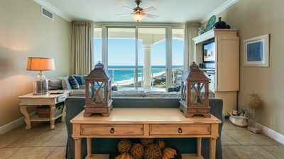 Photo for Two Bedroom Gulf View Skyhome
