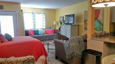Photo for Guests are sure to enjoy a memorable vacation in this cozy furnished condo!