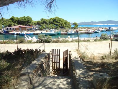 Photo for Comfortable villa on the marina 20 meters from the sea with a large private pine forest