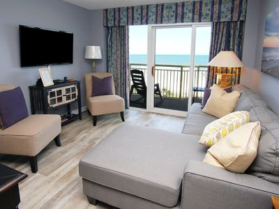 Photo for BAY WATCH full-service oceanfront resort in North Myrtle Beach