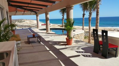 Photo for New Ocean Front Retreat on the Sea of Cortez