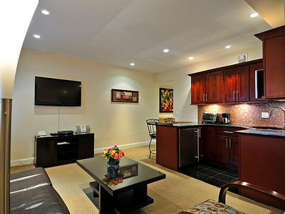 Photo for Apartment Manhattan Residence in New York/Manhattan - 4 persons, 1 bedrooms
