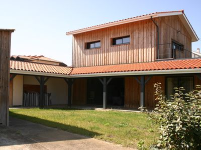 Photo for Beautiful house for 11 people 50 m from the beach