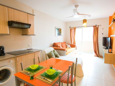 Photo for Enchanting apartment next to the Beach with Pool - Apartment for 3 people in Güimar