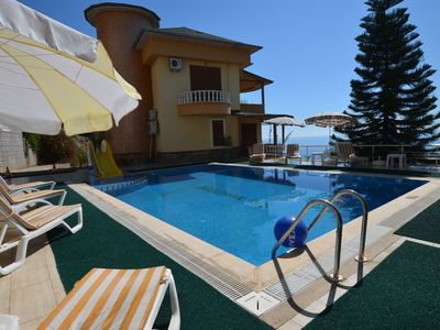 Photo for Imagine You and Your Family Renting this Luxury Villa in Alanya, Alanya Villa 1038