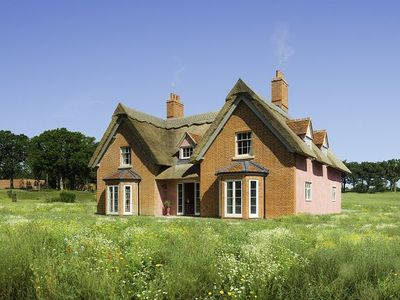 Photo for The oldest building on the estate, the Farmhouse has been faithfully restored and extended.