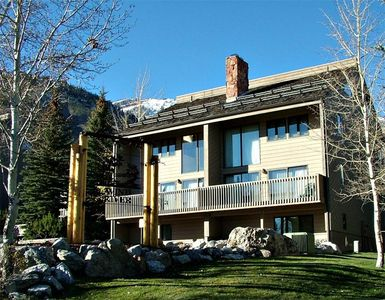 Photo for Wind River 6: Teton Village - Spacious, Great for Groups, Close to Ski Lift - Pool & Hot Tub Access!