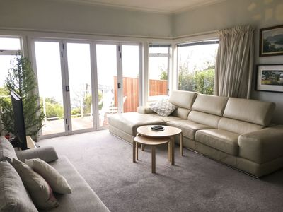 Photo for Bisley Beach House - 3 minutes walk to Tahunanui Beach