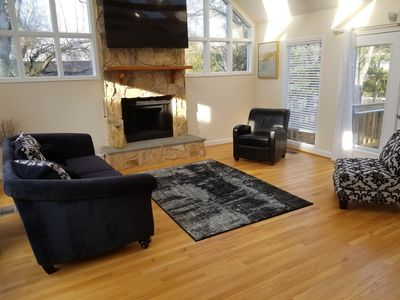 Photo for Enchanting spacious sunroof home near Washington D.C suitable for large families