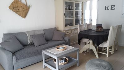 Photo for Beautiful 3 rooms - Garden - Private parking - 50 m from the beach - 3 bikes included