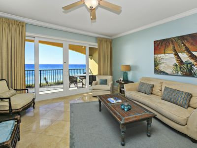 Photo for Adagio C-202 Beach-front, 4 bedroom with Additional Bunk Room!