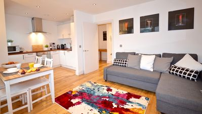 Photo for Thrive Boutique - Opal Suite - Convenient, Well Equipped 1 Bed Apartment