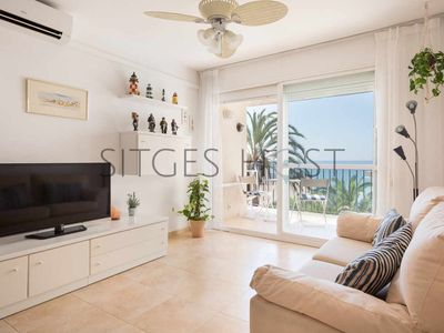 Photo for SITGES MARINABEACH · By the beach with Free Pool and Tennis Courts