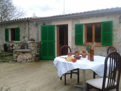 Photo for ECOLOGICAL HOUSE  ¡ OFFER  september and october 300 € / 1 week !!