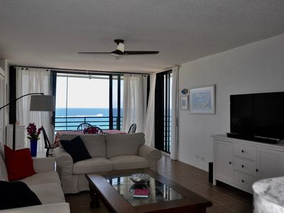 Photo for Living the Dream  has Stunning Views of the Caribbean Sea from Coculus Point