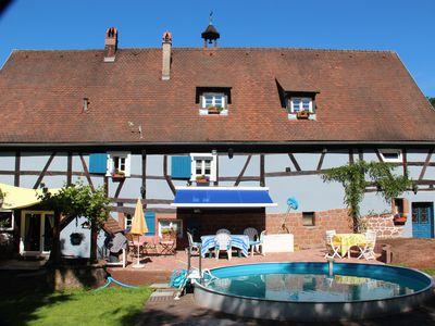Photo for 2BR Cottage Vacation Rental in Obersteinbach, Grand Est