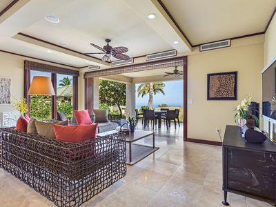 Photo for The Ridge at Wai'ula'ula L101 Sleeps: 8 The Ridge L101 is a well-appointed, discerning residence fea