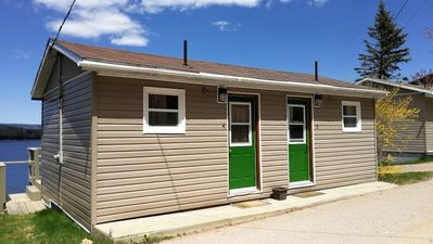 Photo for Knotty Pine Cottages - # 4 Motel Room -  Single Room (Motel Style)