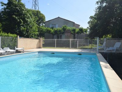 Photo for Spacious house consisting of two holiday homes with private swimming pool