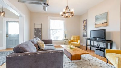 Photo for Large home Downtown Chattanooga Sleeps 7-9