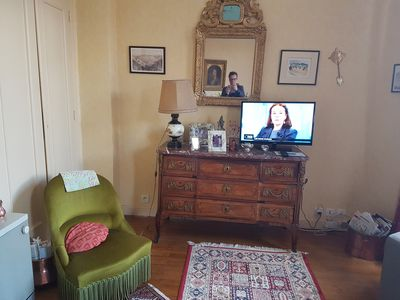 Photo for 1BR Apartment Vacation Rental in Aubenas, RA