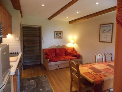 Photo for Duplex 3 rooms 6/8 people 4* exposed South